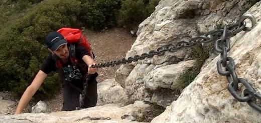 La Croix de Provence par le Pas du Berger