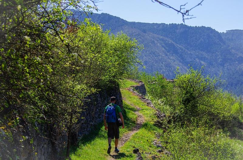 Aveyron Liaucous randonnée