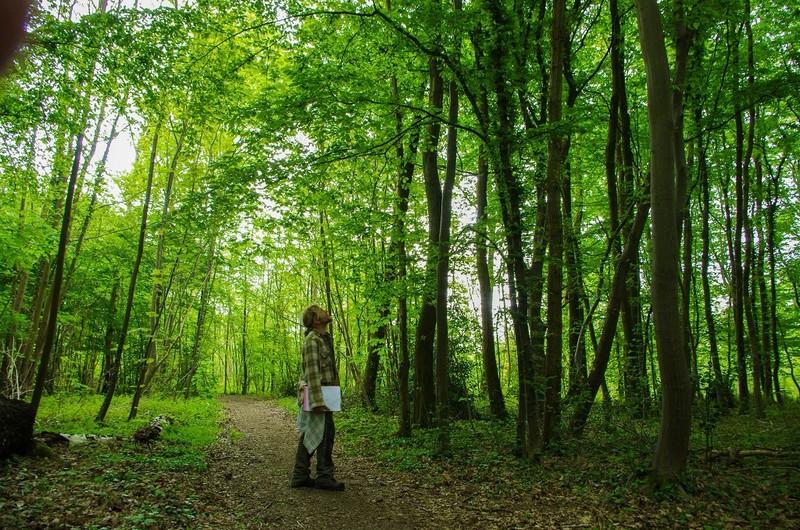Giverny randonnée l'Astragale