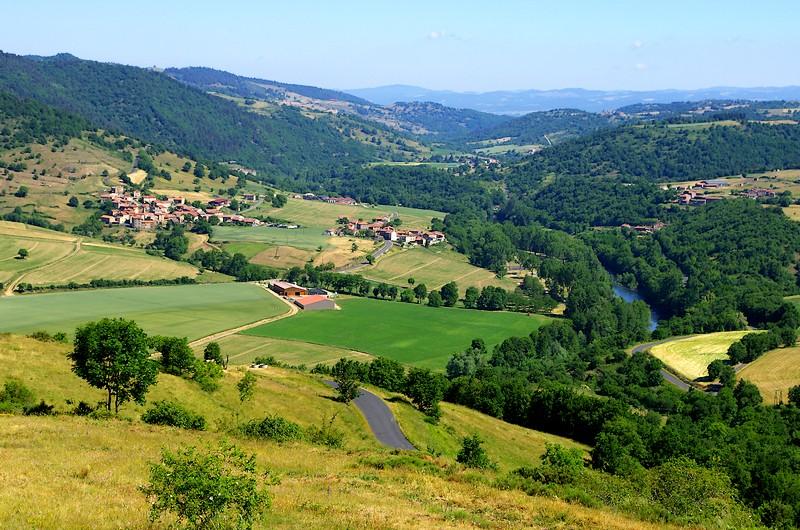 GR470 Vallée de l'Allier