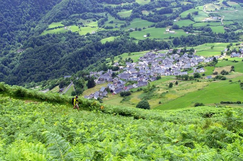 Trek des 3 Vallées, Béarn, Lescun