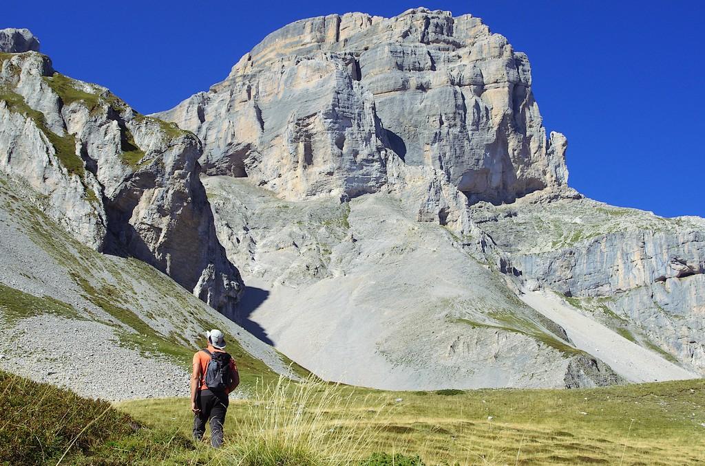 Obiou Combe du Petit Obiou randonnée ascension