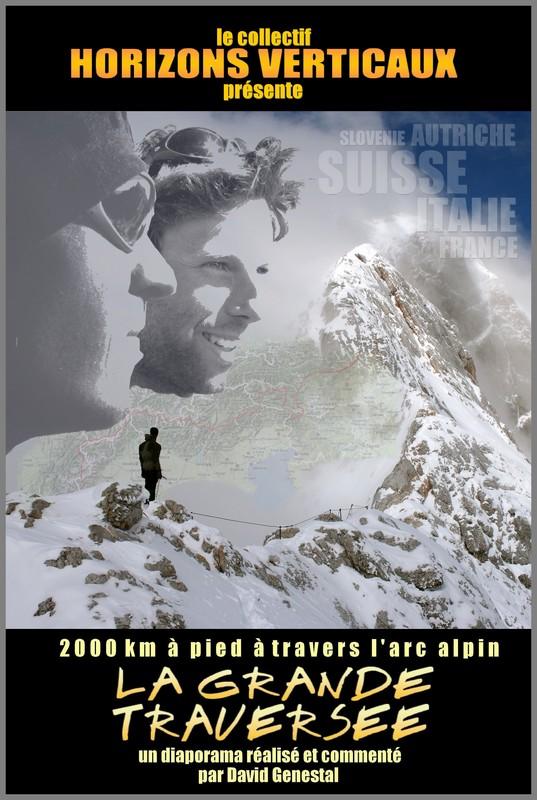 La traversée des Alpes était aussi une conférence