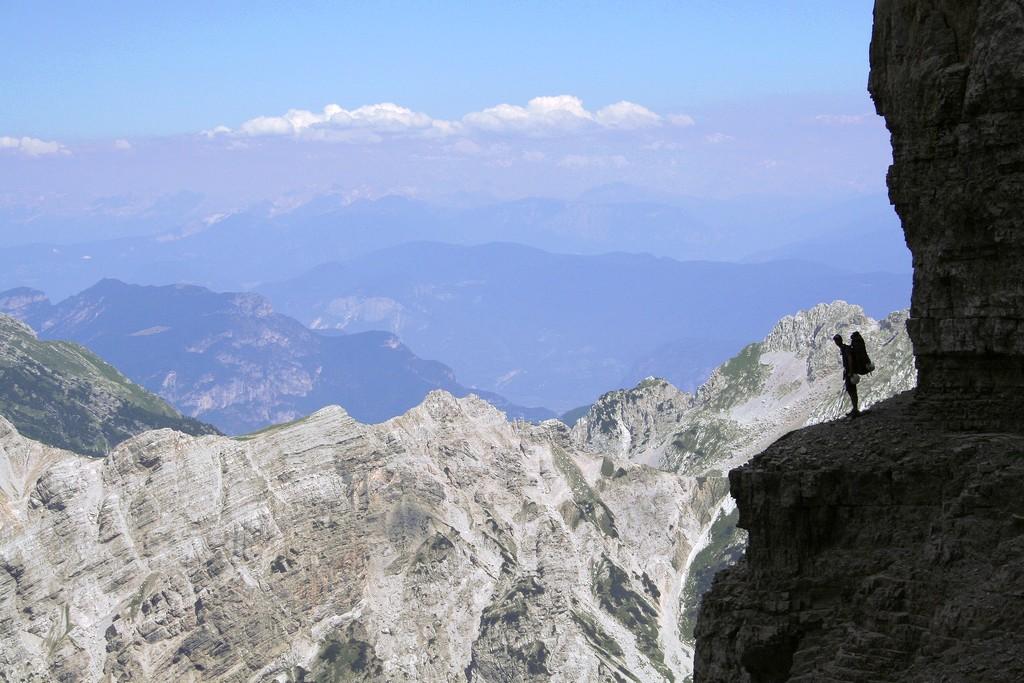 Dolomites Alpes Brenta Italie