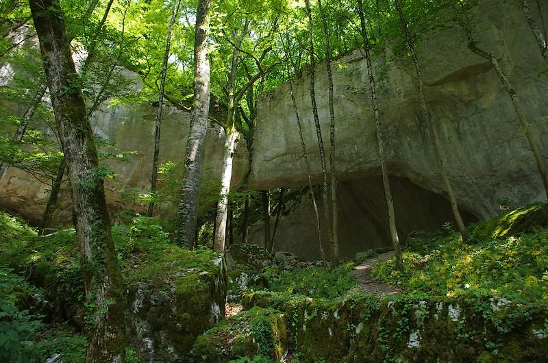 Chemins de la Contrebande Colporteur Bisontin