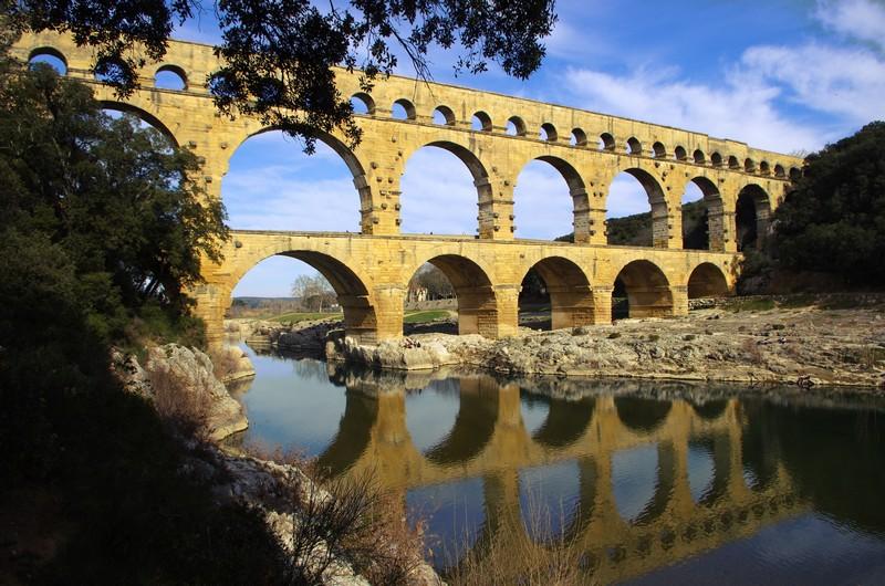 urbain V Gard pont