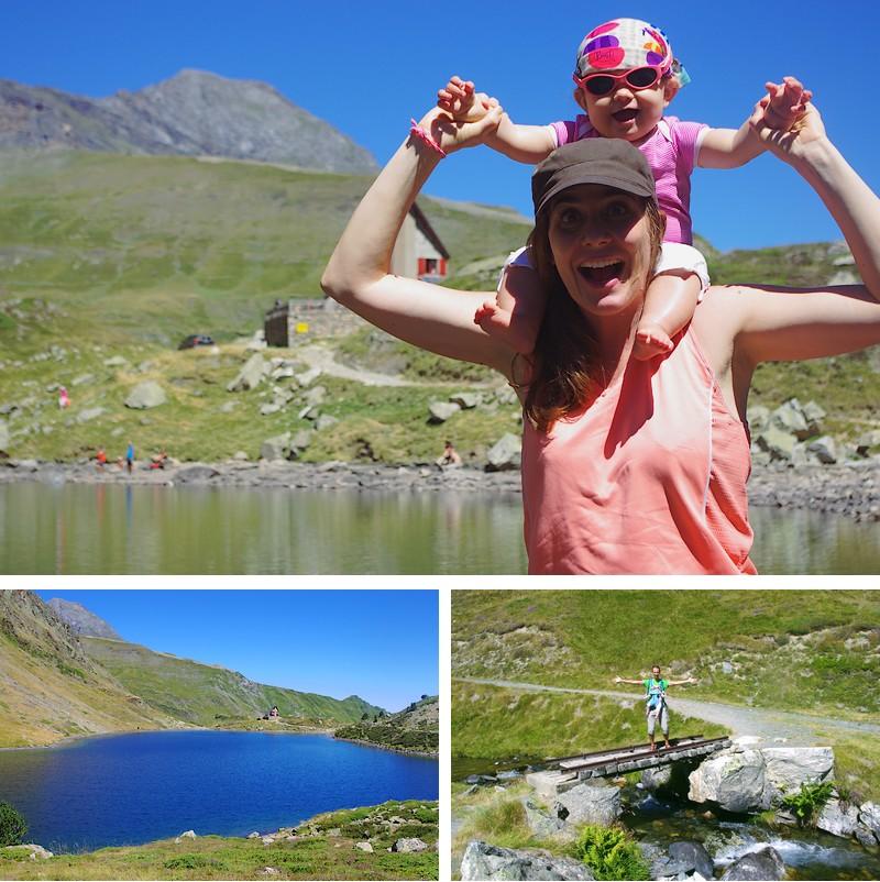 lac d'ilhéou cauterets pyrénées randonnée