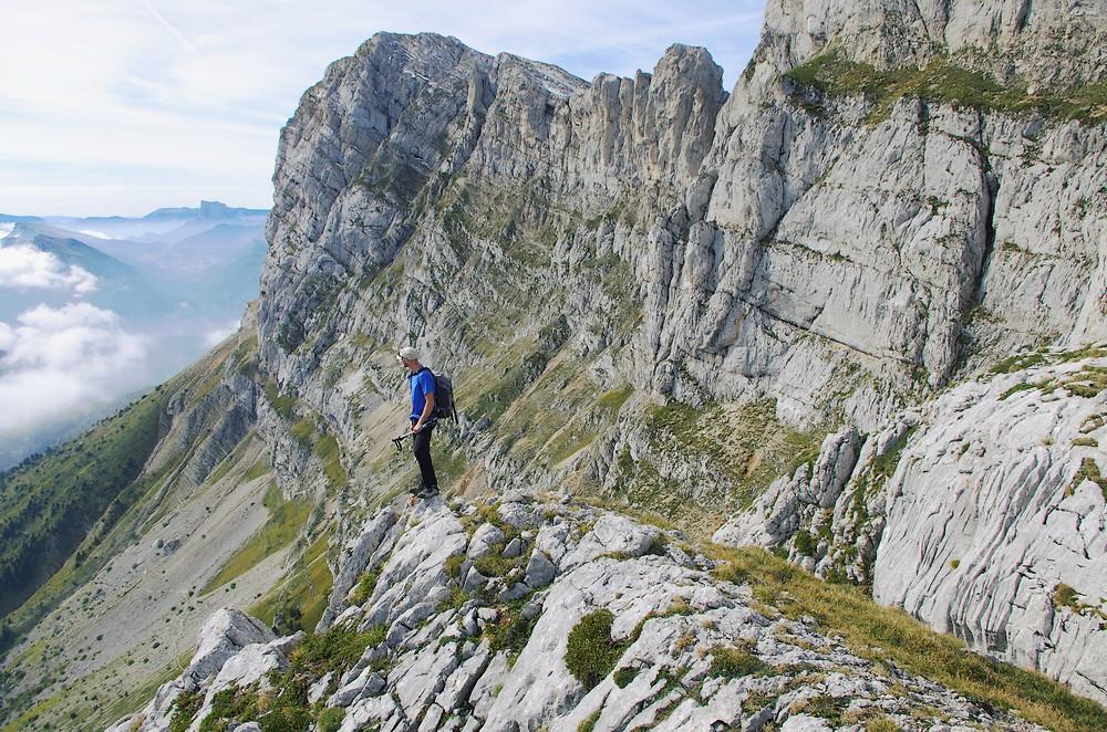 Les paysages grandioses du Vercprs : pourquoi pas le décor d'une grande aventure itinérante ?