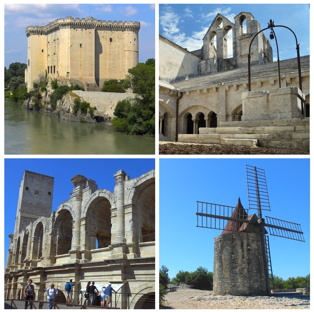 patrimoine Bouches du Rhône