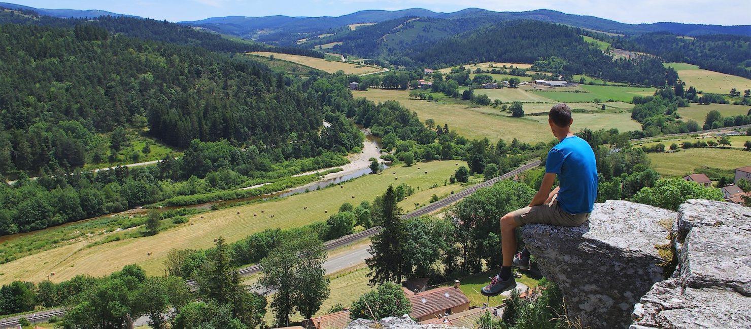 Calendrier Randonnee Pedestre Calvados.Chemin De Regordane 250km Sur Le Gr 700 Carnets De Rando
