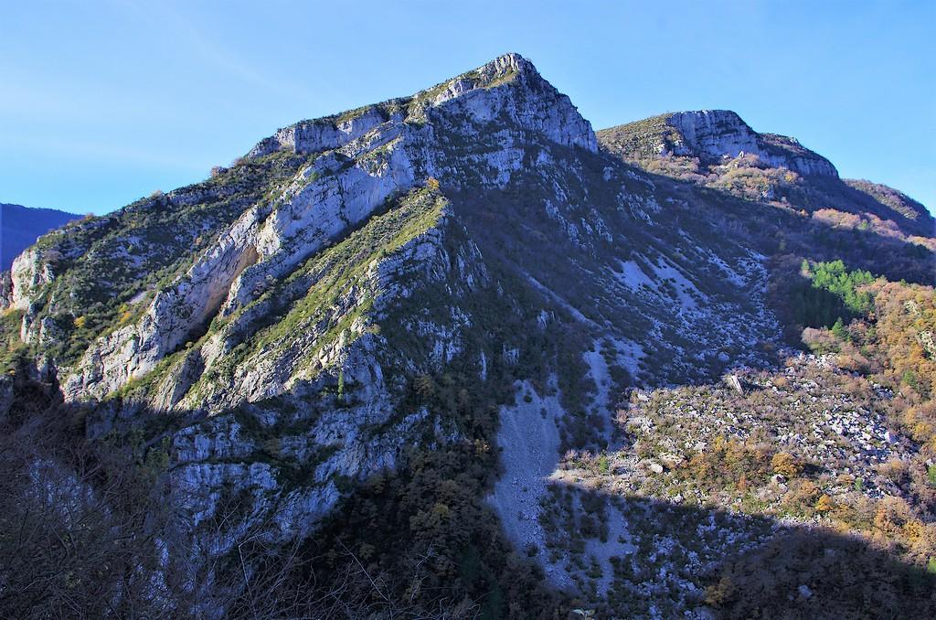 montagne de sumiou
