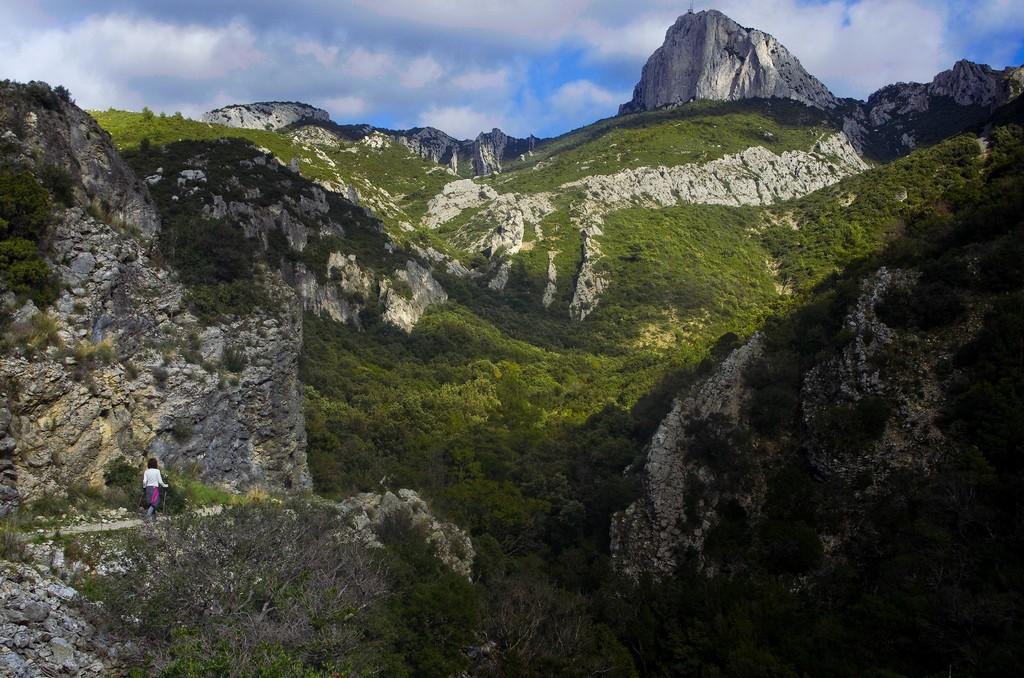 Vallon du Fauge et Pic de Bertagne