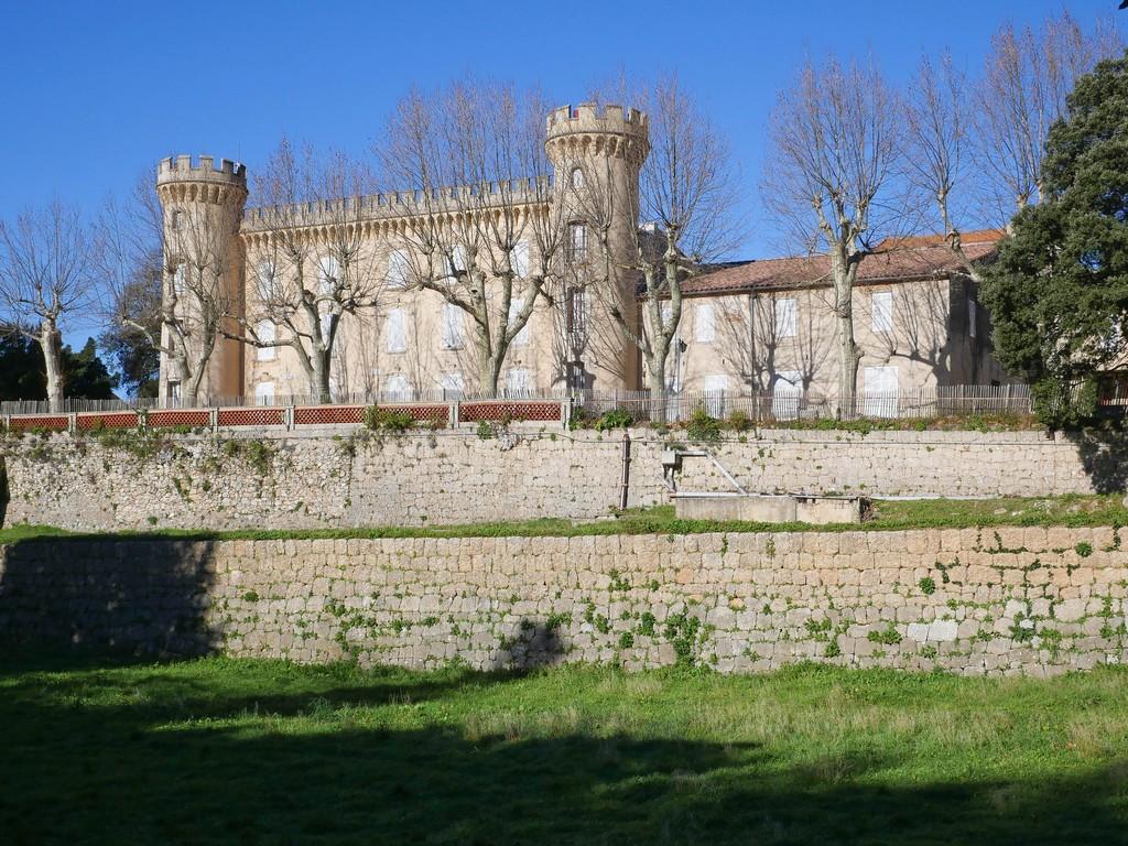 château saint jean de guarguier