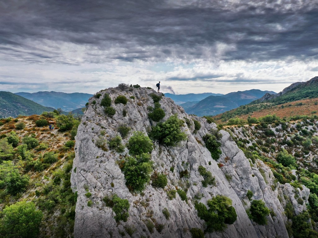 Tour des Baronnies Provençales